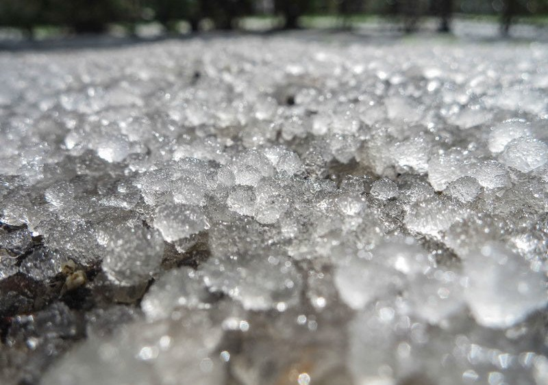 Hail Storm Safety Tips For You & Your Car