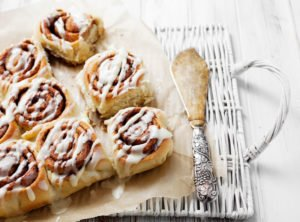Cinnamon Roll Recipe to Jazz Up Your Holidays