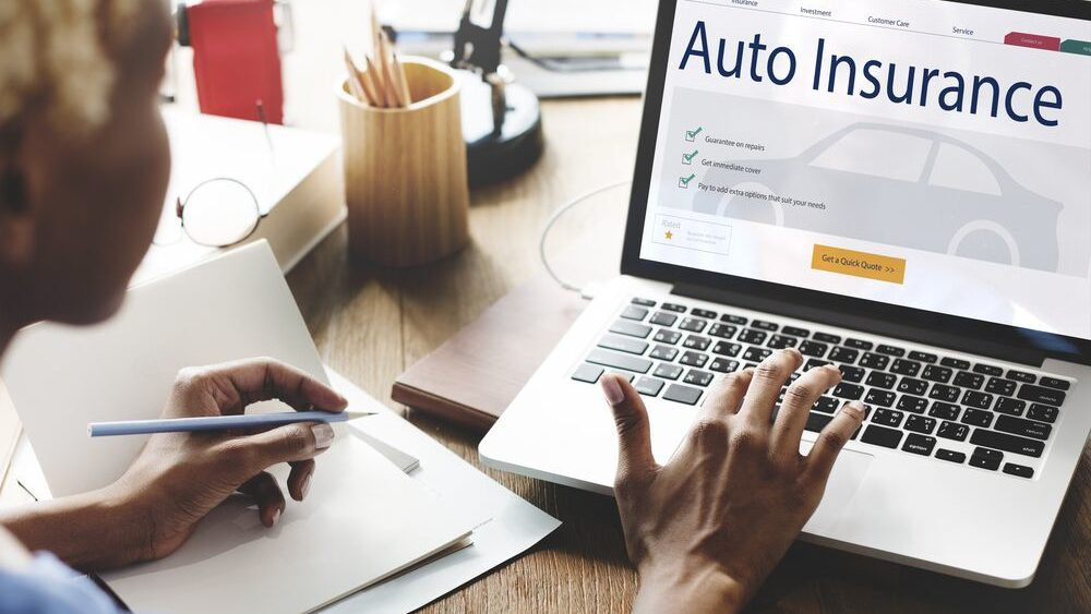 looking up auto insurance online